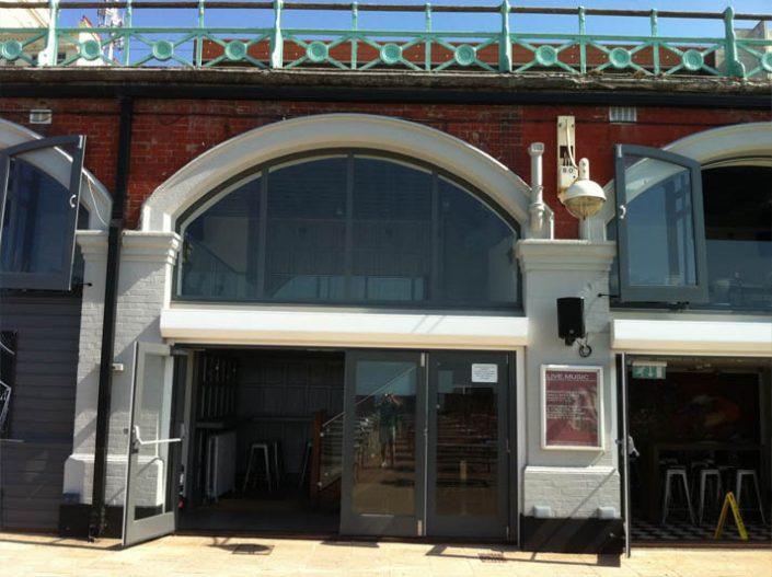Hollingbury Joinery - Gemini Bar Brighton